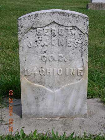 JONES, JEFFERSON F. - Madison County, Iowa | JEFFERSON F. JONES