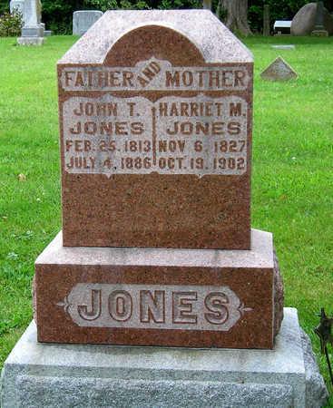 JONES, JOHN T. - Madison County, Iowa | JOHN T. JONES