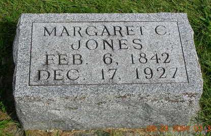 JONES, MARGARET J. - Madison County, Iowa | MARGARET J. JONES