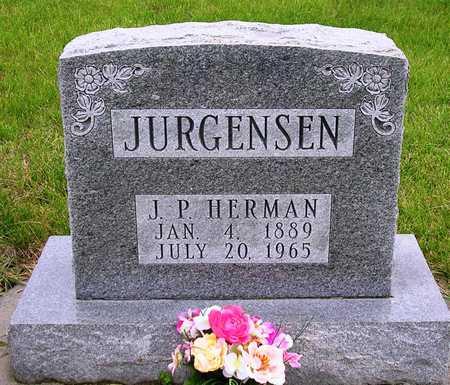 JURGENSEN, J. PAUL HERMAN - Madison County, Iowa | J. PAUL HERMAN JURGENSEN