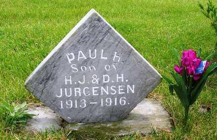 JURGENSEN, PAUL HERMAN - Madison County, Iowa | PAUL HERMAN JURGENSEN