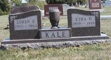 KALE, LOREN E. - Madison County, Iowa | LOREN E. KALE