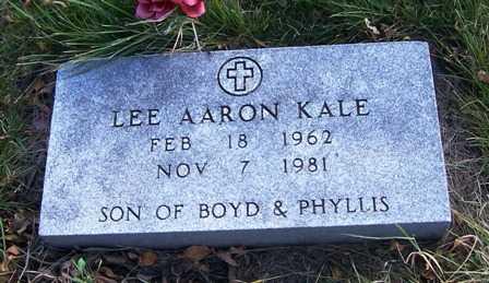 KALE, LEE AARON - Madison County, Iowa | LEE AARON KALE