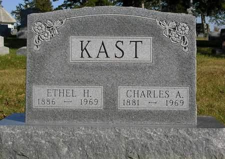 KAST, ETHEL H. - Madison County, Iowa | ETHEL H. KAST