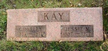 KAY, CHARLEY - Madison County, Iowa | CHARLEY KAY