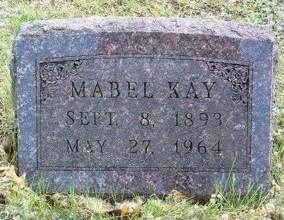KAY, MABEL - Madison County, Iowa | MABEL KAY