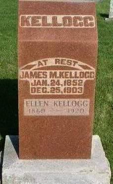 KELLOGG, JAMES MADISON - Madison County, Iowa   JAMES MADISON KELLOGG