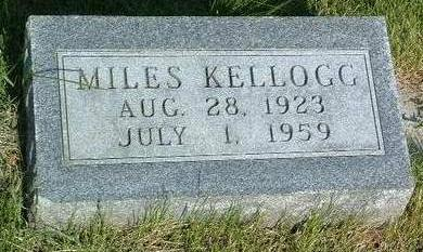 KELLOGG, MILES - Madison County, Iowa | MILES KELLOGG