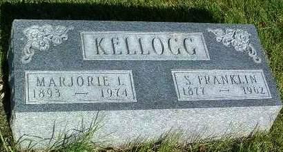 KELLOGG, SYLVESTER FRANKLIN - Madison County, Iowa | SYLVESTER FRANKLIN KELLOGG
