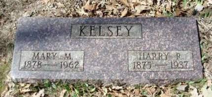 KELSEY, MARY M. - Madison County, Iowa | MARY M. KELSEY