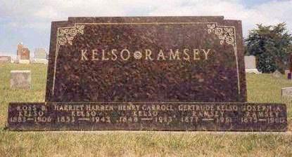 KELSO, ROSS B. - Madison County, Iowa | ROSS B. KELSO