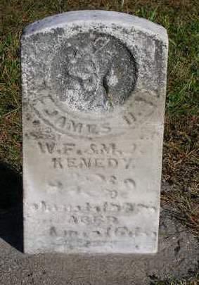 KENEDY, JAMES H. - Madison County, Iowa | JAMES H. KENEDY