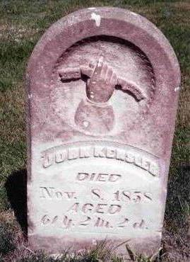 KENSLER, JOHN - Madison County, Iowa | JOHN KENSLER