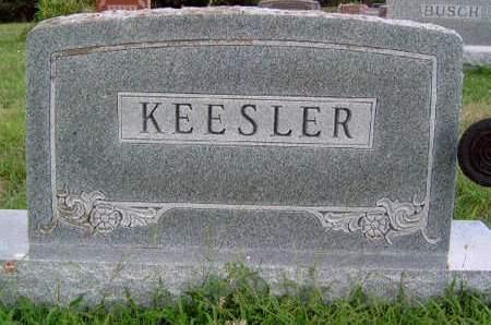 KEESLER, FAMILY STONE - Madison County, Iowa | FAMILY STONE KEESLER