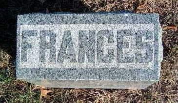 KILGORE, MARY FRANCES - Madison County, Iowa | MARY FRANCES KILGORE