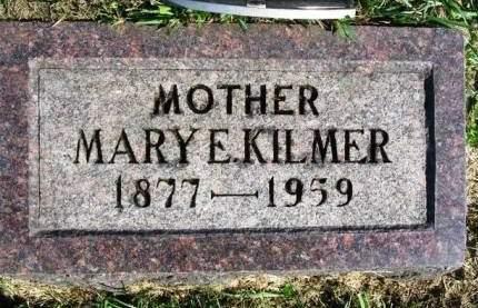 KILMER, MARY ELIZABETH - Madison County, Iowa | MARY ELIZABETH KILMER
