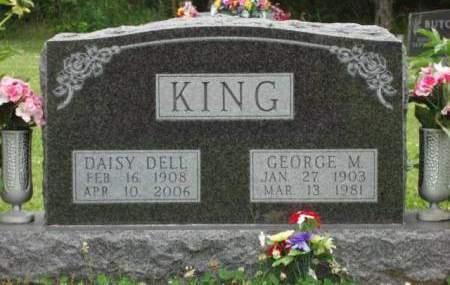 KING, DAISY DELL - Madison County, Iowa | DAISY DELL KING