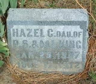 KING, HAZEL CHLORIES - Madison County, Iowa | HAZEL CHLORIES KING