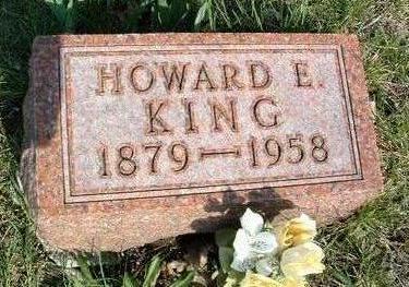 KING, HOWARD EMIL - Madison County, Iowa | HOWARD EMIL KING