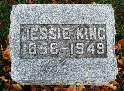 KING, JESSIE - Madison County, Iowa | JESSIE KING