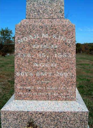 KING, NOAH M - Madison County, Iowa | NOAH M KING