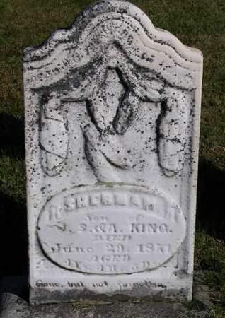 KING, SHERMAN - Madison County, Iowa | SHERMAN KING