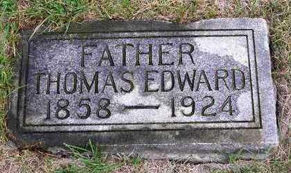 KING, THOMAS EDWARD - Madison County, Iowa | THOMAS EDWARD KING