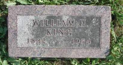 KING, WILLIAM HENRY - Madison County, Iowa | WILLIAM HENRY KING