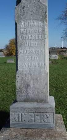KINGERY, ANNA R. - Madison County, Iowa | ANNA R. KINGERY