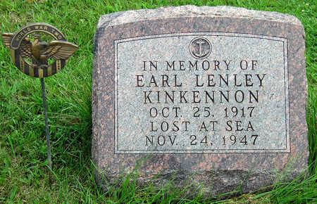 KINKENNON, EARL LENLEY - Madison County, Iowa | EARL LENLEY KINKENNON