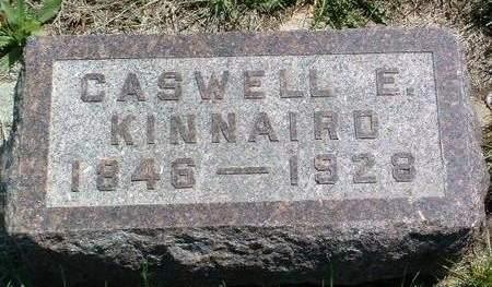 KINNAIRD, CASWELL EDGAR - Madison County, Iowa | CASWELL EDGAR KINNAIRD