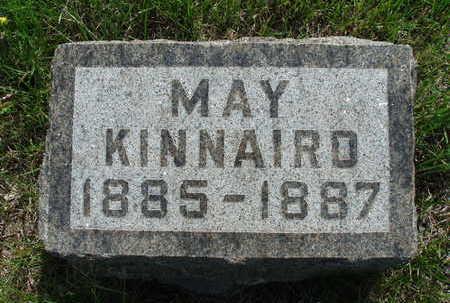 KINNAIRD, ANNIE MAY - Madison County, Iowa   ANNIE MAY KINNAIRD