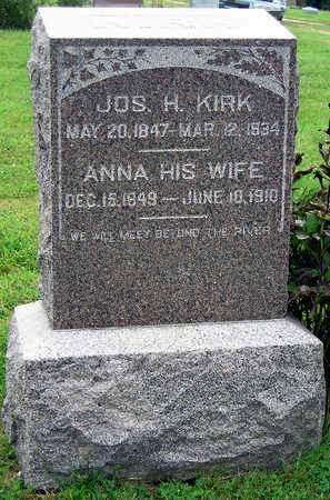 KIRK, JOSEPH H. - Madison County, Iowa | JOSEPH H. KIRK