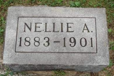 KIRK, NELLIE A. - Madison County, Iowa | NELLIE A. KIRK