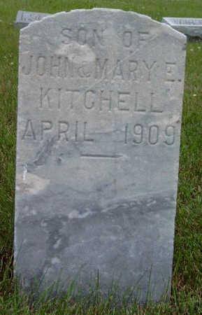 KITCHELL, GEORGE - Madison County, Iowa   GEORGE KITCHELL