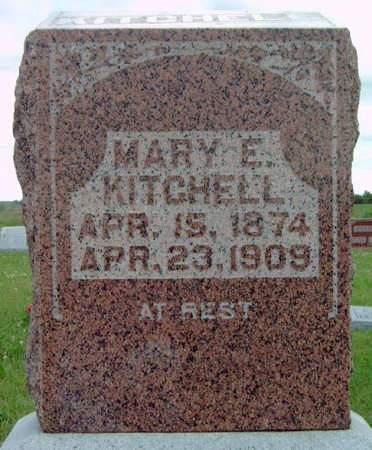 KITCHELL, MARY E. - Madison County, Iowa | MARY E. KITCHELL