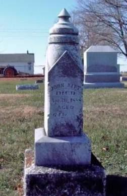 KITT, JOHN - Madison County, Iowa | JOHN KITT