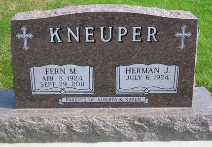 KNEUPER, HERMAN JACOB - Madison County, Iowa | HERMAN JACOB KNEUPER