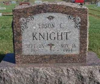 KNIGHT, EDSON COLTON - Madison County, Iowa | EDSON COLTON KNIGHT
