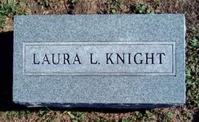 KNIGHT, LAURA LEE / LEANN - Madison County, Iowa | LAURA LEE / LEANN KNIGHT