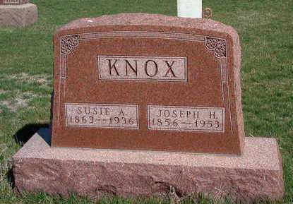 KNOX, JOSEPH HAYDEN - Madison County, Iowa | JOSEPH HAYDEN KNOX