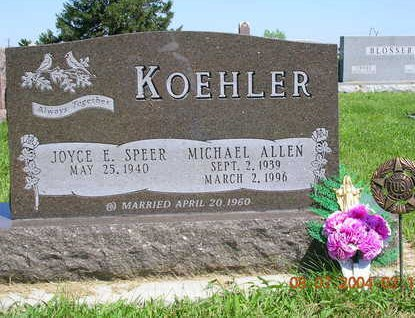 KOEHLER, MICHAEL ALLEN - Madison County, Iowa | MICHAEL ALLEN KOEHLER