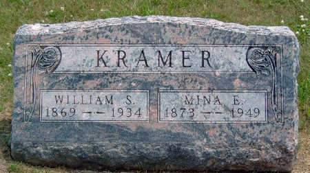 KRAMER, MINA E. - Madison County, Iowa | MINA E. KRAMER