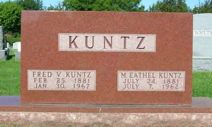 KUNTZ, FREDERICK VICTOR - Madison County, Iowa | FREDERICK VICTOR KUNTZ