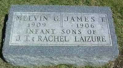 LAIZURE, MELVIN G. - Madison County, Iowa | MELVIN G. LAIZURE