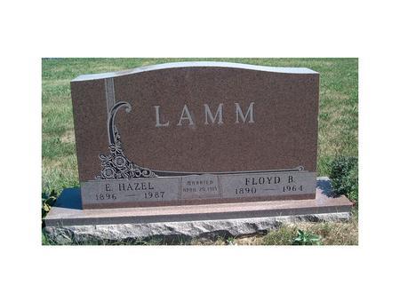 LAMM, FLOYD B. - Madison County, Iowa | FLOYD B. LAMM