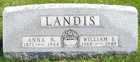 LANDIS, ANNA N. - Madison County, Iowa | ANNA N. LANDIS