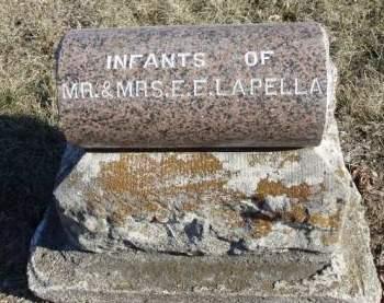 LAPELLA, INFANTS - Madison County, Iowa | INFANTS LAPELLA