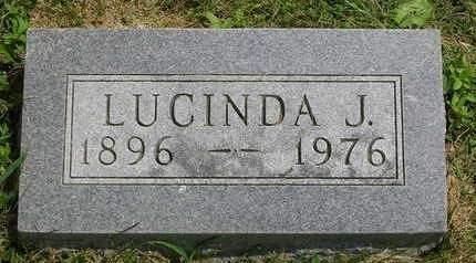 LAVALLEUR, LUCINDA JANE - Madison County, Iowa | LUCINDA JANE LAVALLEUR