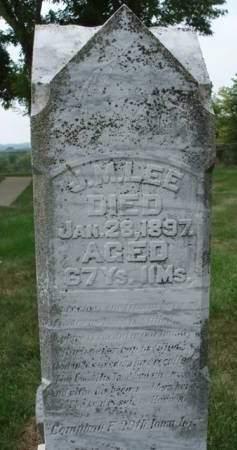 LEE, JAMES MARION - Madison County, Iowa | JAMES MARION LEE